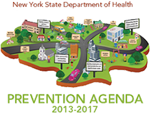 New York's 2013-17 Prevention Agenda