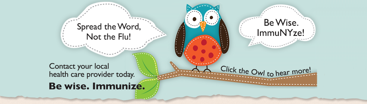 Click the Owl to hear more!