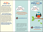 Be Wise Immunize Brochure