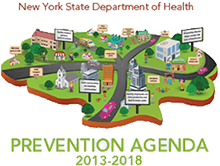 New York's 2013-18 Prevention Agenda