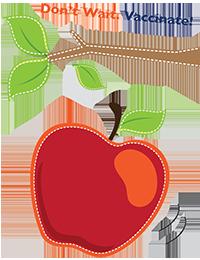 Large Apple Image.